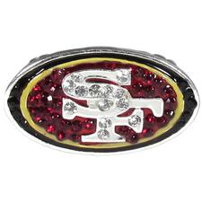 San Francisco 49ers Crystal Ring